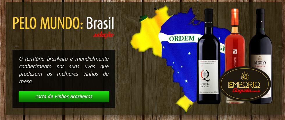 VINHOS & ESPUMANTES do Brasil, viva essa experiência!
