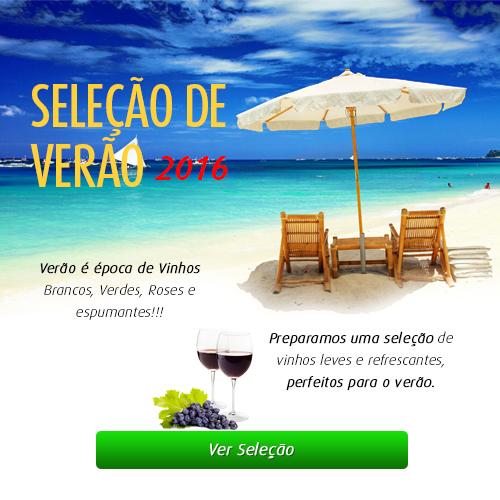 Vinhos & Espumantes para o seu Verão 2016