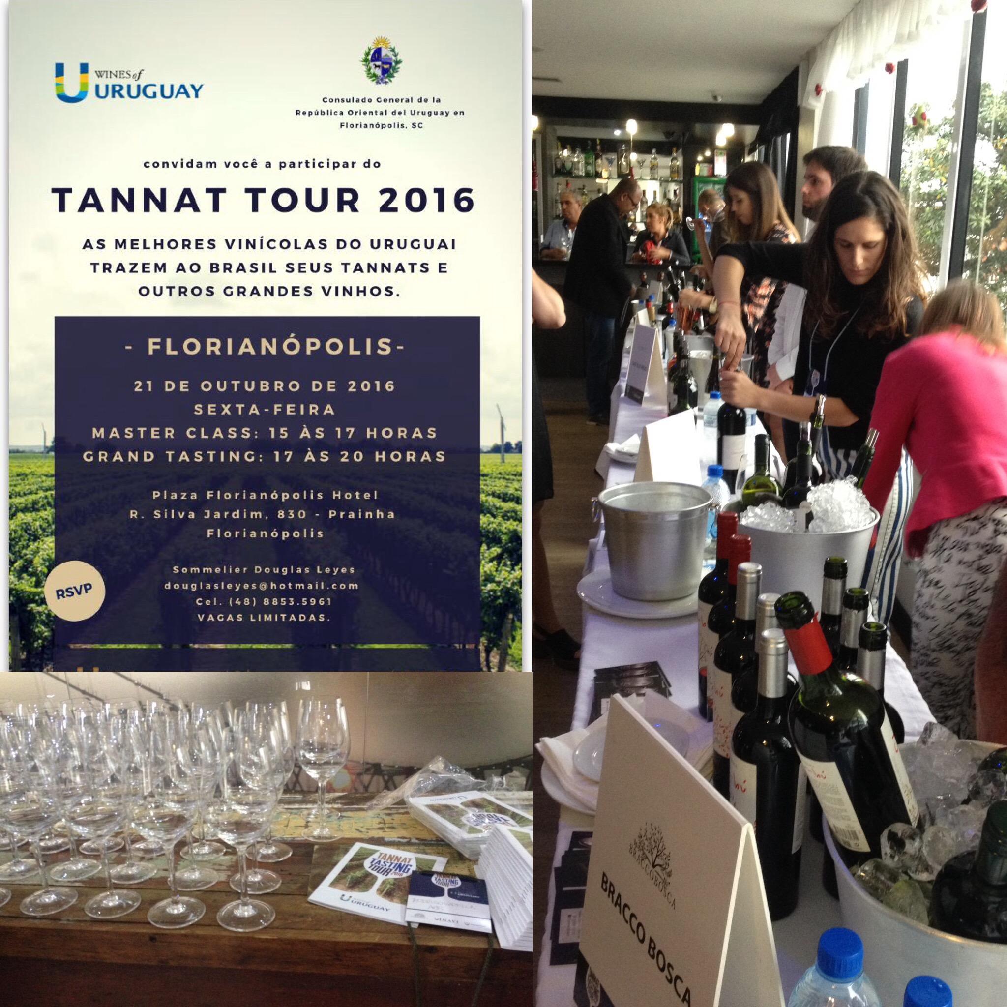 Tannat tour 2016