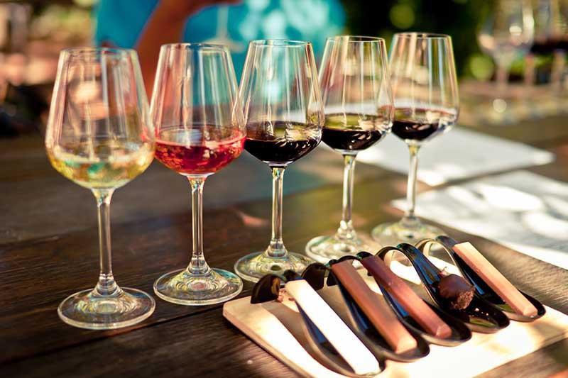 Chocolate harmoniza com Vinho?