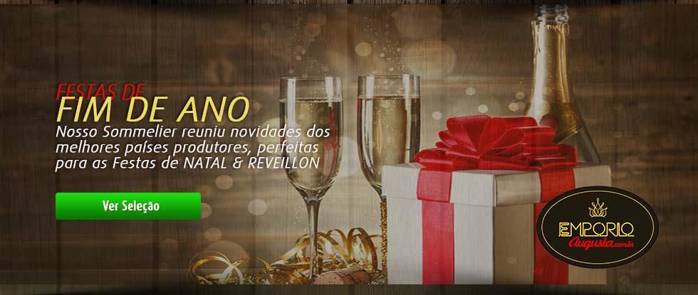 Seleção de Vinhos & Espumantes para as Festas de Fim de Ano