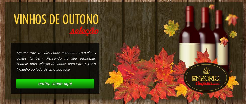 Vinhos de Outono