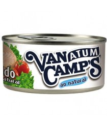 Atum Sólido Van Camp's em Óleo
