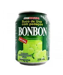 Suco de UVA BRANCA BONBON 238ml