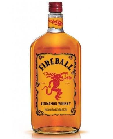 Whisky FIREBALL