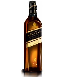 Whisky Johnnie Walker Double Black.