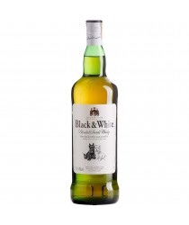 Whisky Black & White 8 anos