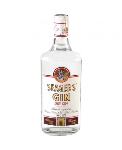 GIN SEAGERS Dry
