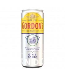 Gin Gordons & Tonic
