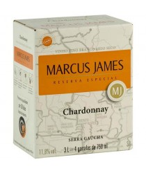 BAG 3L MARCUS JAMES Chardonnay