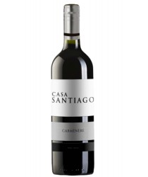 CASA SANTIAGO Carmenere