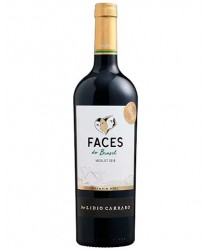 LIDIO CARRARO FACES Merlot