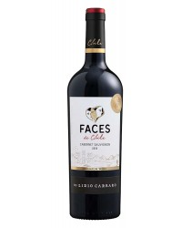 LIDIO CARRARO FACESde CHILE Cabernet