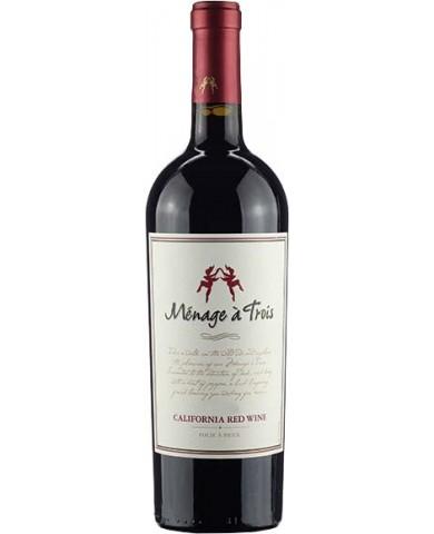 MÉNAGE À TROIS Red Wine